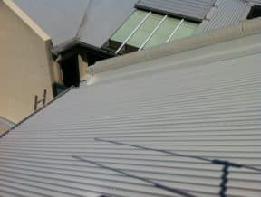 rozelle grey metal colorbond roof 2